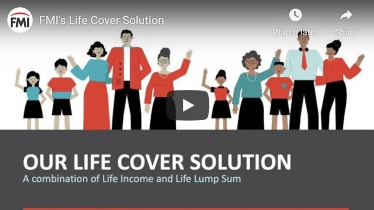 Video: FMI's Life Cover Solution