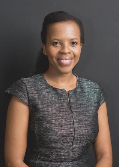 Zama Zulu, Portfolio Executive, RMI IM
