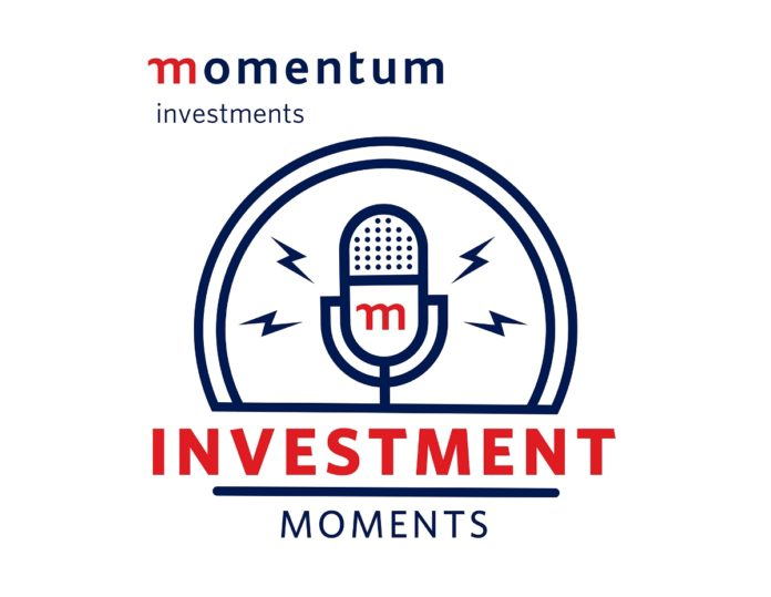 Investment Moments Podcast Logo