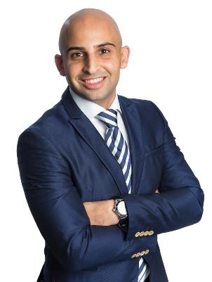 Farhad Sader, Managing Director, Old Mutual Wealth